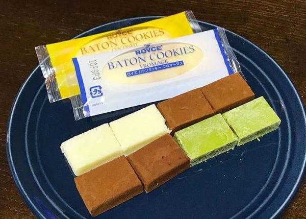 北海道 ロイズ ROYCE' 生チョコレート バトンクッキー