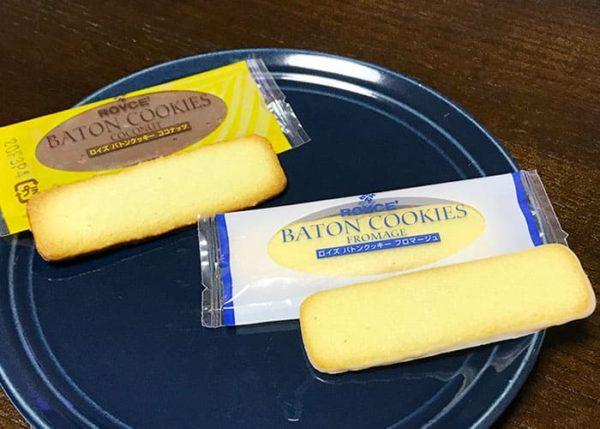 ロイズ バトンクッキー ココナッツ&フロマージュ