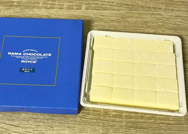 ロイズ 生チョコレート ホワイト