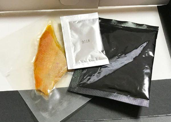 巣鴨 山年園 贅沢茶漬け 高級お茶漬けセット 金目鯛