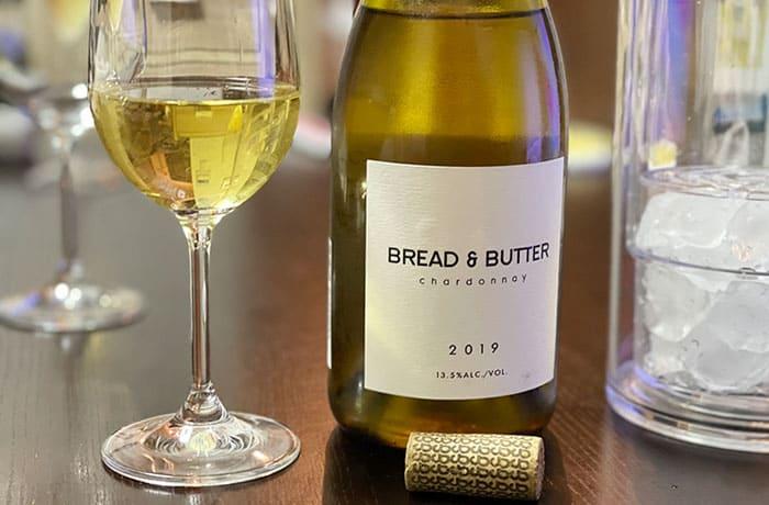 アメリカ カリフォルニア ナパヴァレー ブレッド&バター BREAD&BUTTER 2019 シャルドネ