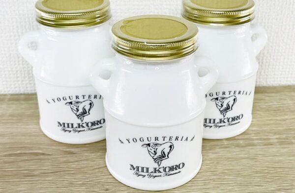 熊本県 合志市 オオヤブデイリーファーム MILK'ORO Aging Yogurt ミルコロ エイジング ヨーグルト